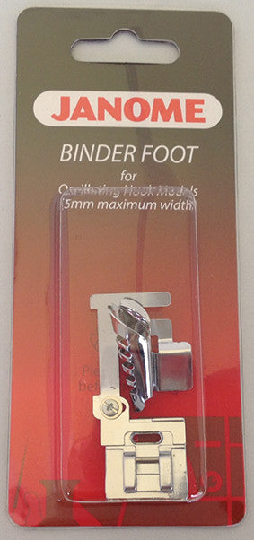 Bias Binder Foot - Category A