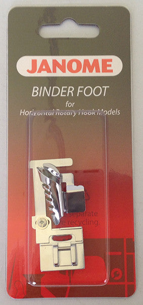 Bias Binder Foot - Category B/C