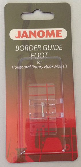 Border Guide Foot - Category B/C