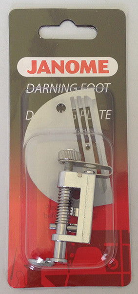 Embroidery/Darning Foot with Needle Plate (HEAVY DUTY)