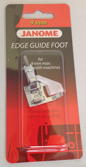 Edge Guide Foot - Category D