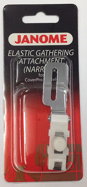 Elastic Gathering Attachment - NARROW (5.0 - 8.5mm)