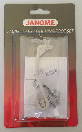 Embroidery Couching Foot (Suitable for MC15000 & MC14000 ONLY)
