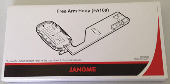 Free Arm Embroidery Hoop
