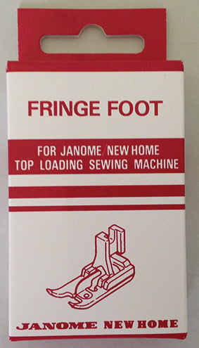 Fringe Foot - Category B