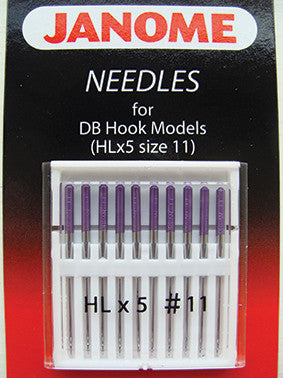 HL Needles - Size 11 - Memory Craft 1600P Series ONLY