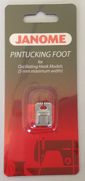 Pintuck Foot - Category A