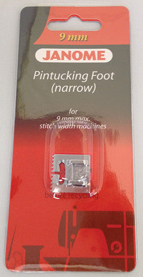 Pinktuck Foot (Narrow - 5 Groove) - Category D