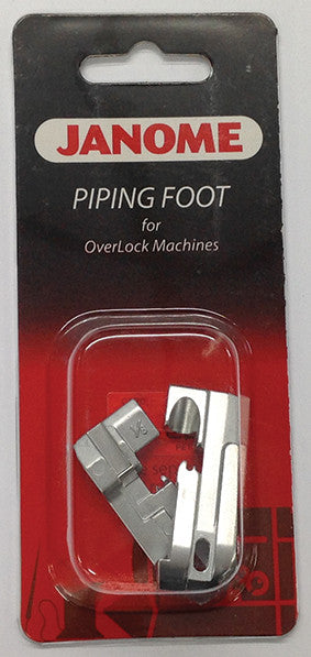 Piping Foot Set (1/8 inch & 3/16 inch)