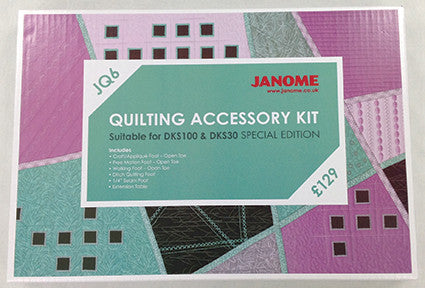 Quilting Accessory Kit - DKS