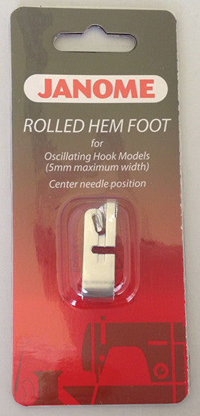 Hemmer Foot (2mm) - Category A