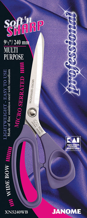 9.5 inch Soft'n Sharp Professional - Multi-Use (Wide Bow)