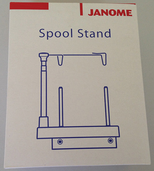 2 Thread Spool Stand - MC15000/MC12000 MC9900/MC14000 MC9400/MC500E MC400E/Atelier Series