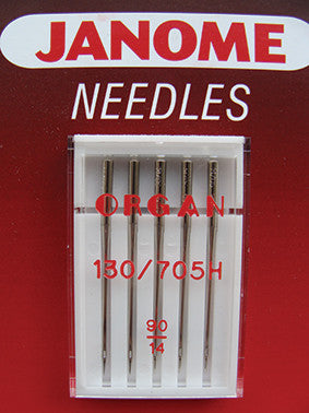 Standard Needles - UK Size 14 - Metric Size 90