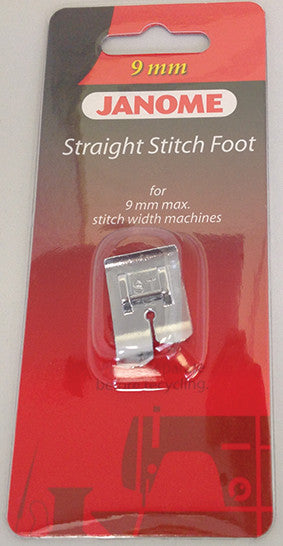 Straight Stitch Foot - Category D