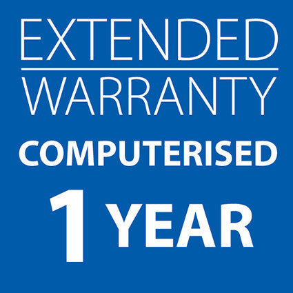 Extended Warranty Computerised Machines Machines 1 Year