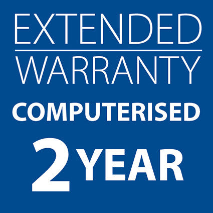 Extended Warranty Computerised Machines Machines 2 Years