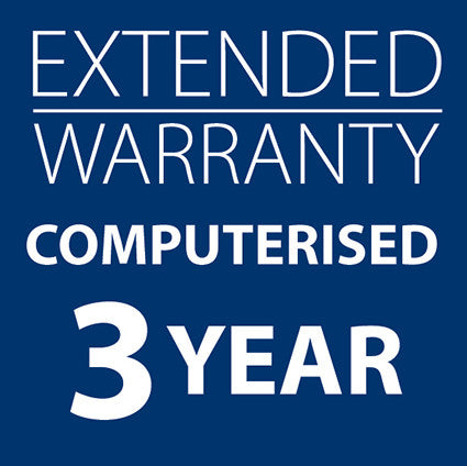 Extended Warranty Computerised Machines Machines 3 Years