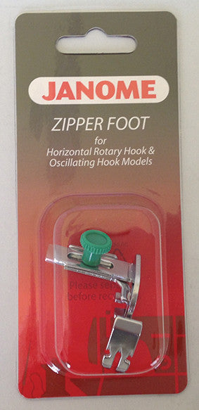Adjustable Zipper Foot/Piping Foot - Category A/B