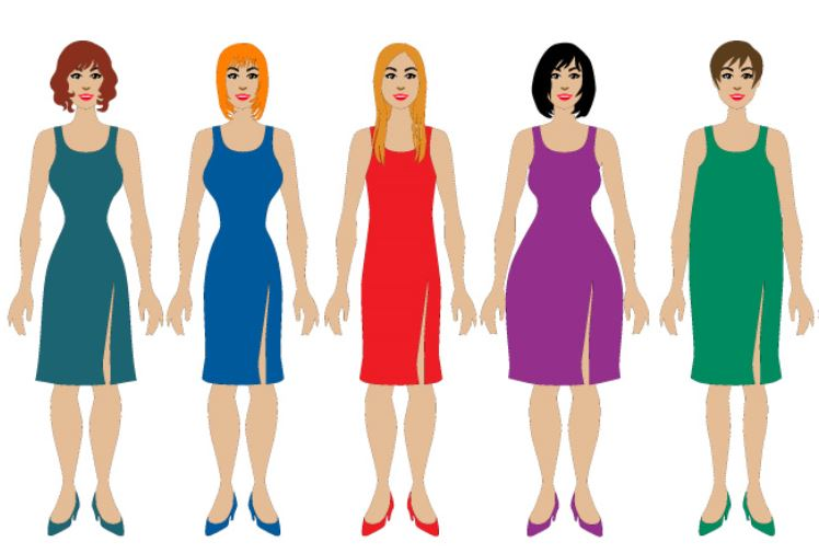 Find your body shape and unlock the secret to successful dressing