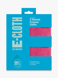 E-Cloth General Purpose  4 Pack
