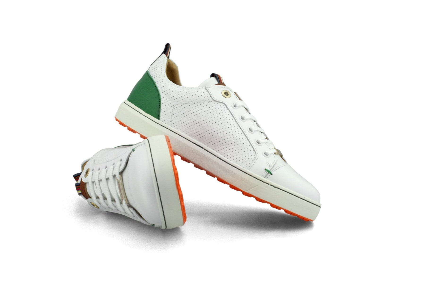 Women's White Golf Shoe | Sport Performance | Royal Albartross The Amalfi White