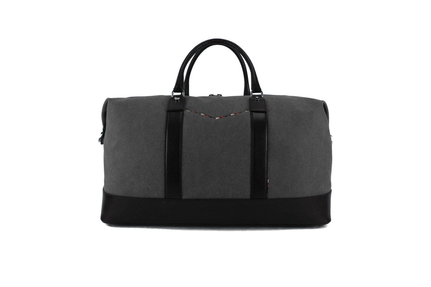 Calimero Canvas Holdall Grey N-A-LGA-CL-GY-OS