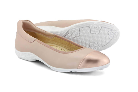 Ladies Golf Shoes | Runway Rose | Royal Albartross Runway Rose