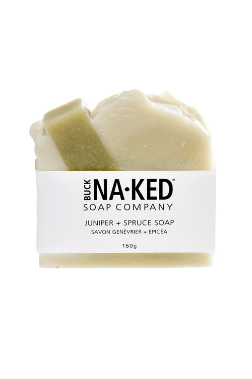 Juniper and Spruce Soap