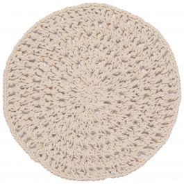 Knotted Placemat in Natural