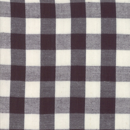 Urban Cottage Wovens - Houndstooth in Black