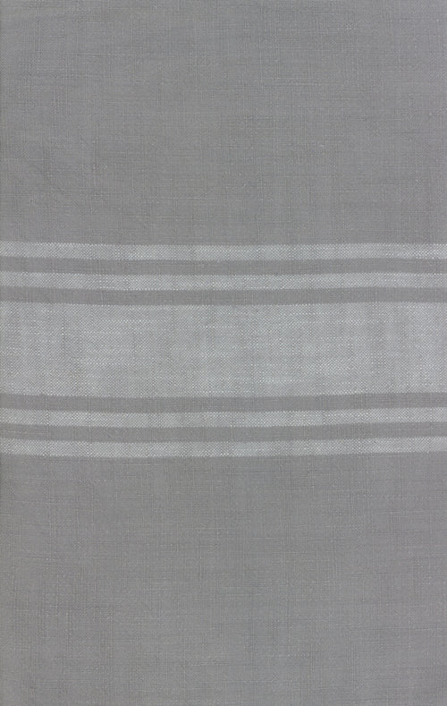 Urban Cottage Toweling - Grey & Ivory
