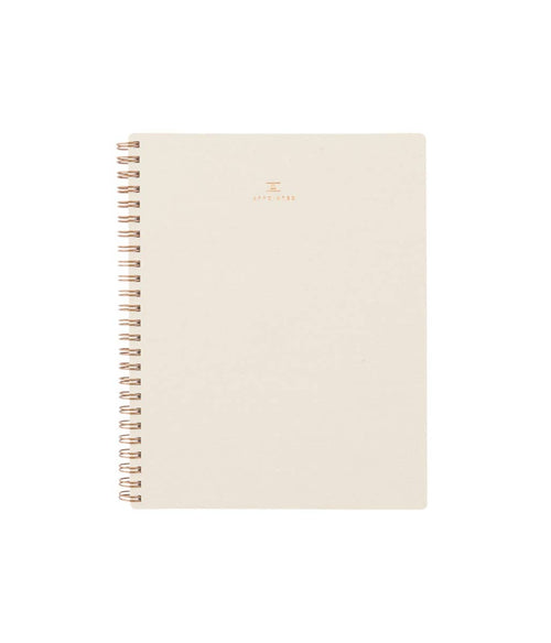 Appointed - Workbook - Natural Linen