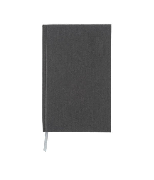 Year Task Book- Charcoal Gray