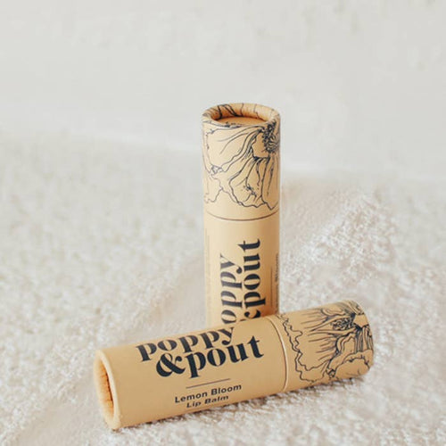 Poppy & Pout - Lip Balm, Lemon Bloom