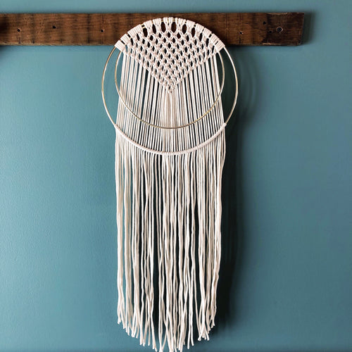 Macrame Wall Hanging Workshop - Thursday, Feb 28th from 6-8:30pm