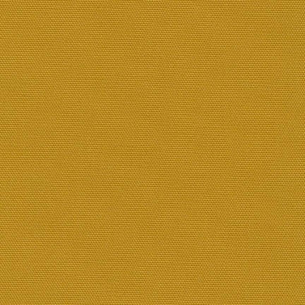 Big Sur Canvas in Mustard