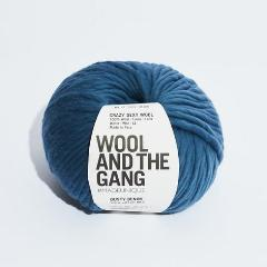 Crazy Sexy Wool - Dusty Denim