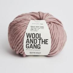 Crazy Sexy Wool - Mellow Mauve