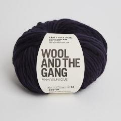 Crazy Sexy Wool - Midnight Blue