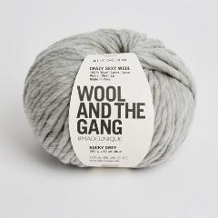 Crazy Sexy Wool - Rocky Grey