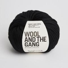 Crazy Sexy Wool - Space Black