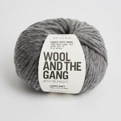 Crazy Sexy Wool - Tweed Grey