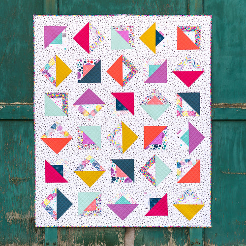 Chromatic Quilt Workshop - Thursday, December 28th from 6-8:30pm