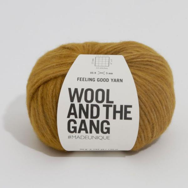 Feeling Good Yarn - Bronzed Olive
