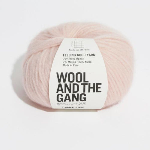 Feeling Good Yarn - Cameo Rose