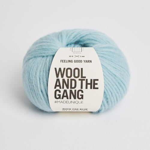 Feeling Good Yarn - Duck Egg Blue