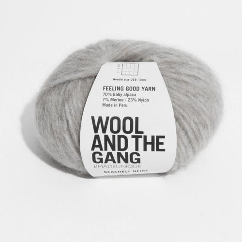Feeling Good Yarn - Rocky Grey