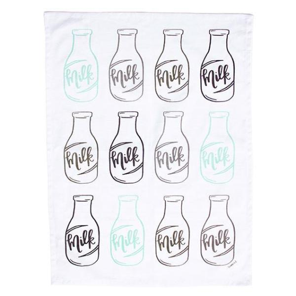 Milk Tea Towel