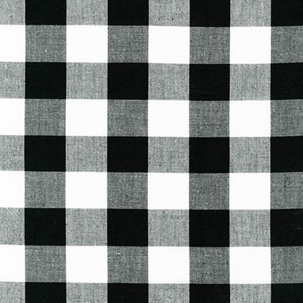 Carolina Gingham in Black